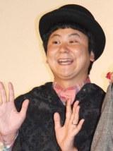 映画『TOKYO FANTASY SEKAI NO OWARI』先行イベント上映舞台あいさつに出席したウーマンラッシュアワーの中川パラダイス (C)ORICON NewS inc.