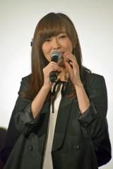 HKT48ドキュメンタリー映画『尾崎支配人が泣いた夜 DOCUMENTARY of HKT48』で初監督を務めた指原莉乃 (C)ORICON NewS inc.