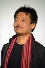 ドキュメンタリー映画『道頓堀よ、泣かせてくれ! DOCUMENTARY of NMB48』舞台あいさつに登壇した舩橋監督 (C)ORICON NewS inc.