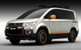 「東京オートサロン2016」三菱『デリカD:5 OUTDOOR GEAR Concept』(C)Mitsubishi Motors Japan