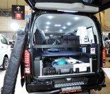 「東京オートサロン2016」『トヨタ・ハイエース』にルームキャリアやラック・トレーを積載 (C)oricon ME inc.