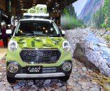 「東京オートサロン2016」ダイハツ『CAST ACTIVA OFF ROAD Ver.』 (C)oricon ME inc.