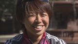 1月31日開催、リオデジャネイロ五輪の代表選考会を兼ねた『第35回大阪国際女子マラソン』への抱負を語る福士加代子選手(C)関西テレビ