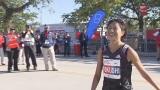 2015年10月のシカゴマラソンで4位入賞を果たした福士加代子選手。1月30日放送、福士加代子選手のドキュメンタリー番組『私がマラソンを走る本当の理由』