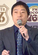 『ROOTS66−Naughty 50−』の開催記者会見に出席したトータス松本 (C)ORICON NewS inc.