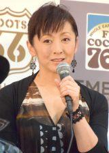 『ROOTS66−Naughty 50−』の開催記者会見に出席した斉藤由貴 (C)ORICON NewS inc.