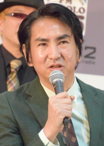 『ROOTS66−Naughty 50−』の開催記者会見に出席した田島貴男 (C)ORICON NewS inc.
