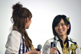 NMB48ドキュメンタリー映画『道頓堀よ、泣かせてくれ! DOCUMENTARY of NMB48』初日舞台あいさつ (C)ORICON NewS inc.
