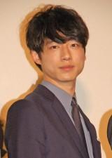 映画『残穢』初日舞台あいさつに出席した坂口健太郎 (C)ORICON NewS inc.