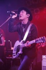 『宮沢和史コンサートツアー2016 MUSICK』初日公演より(撮影:ほりた よしか)