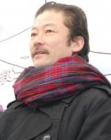水木しげるさんの『お別れの会』に出席した浅野忠信 (C)ORICON NewS inc.