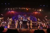 73位「Green Flash」(AKBシングル)=『AKB48グループ リクエストアワー セットリストベスト100 2016』の模様  (C)AKS