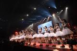 「AKBグループリクエストアワー セットリストベスト100 2016」最終日昼公演の模様 NGT48が登場 (C)AKS