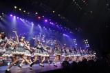 『AKB48グループリクエストアワー セットリストベスト100 2016』最終公演の模様(C)AKS