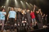 宮沢和史率いるバンド「GANGA ZUMBA」も集結(写真:ほりた よしか)