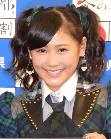 『静岡県名産品ふるさと割』発表会に出席したAKB48・西野未姫 (C)ORICON NewS inc.