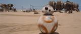 東京ディズニーランド「スター・ツアーズ:ザ・アドベンチャーズ・コンティニュー」に『スター・ウォーズ/フォースの覚醒』の世界が楽しめるスペシャルバージョンが2月2日よりスタート。新キャラクターの球状ドロイド「BB-8」も登場(C)Disney(C)& TM Lucasfilm Ltd.
