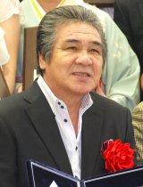 『第52回 平成27年度日本クラウンヒット賞』贈呈式に出席した鳥羽一郎 (C)ORICON NewS inc.