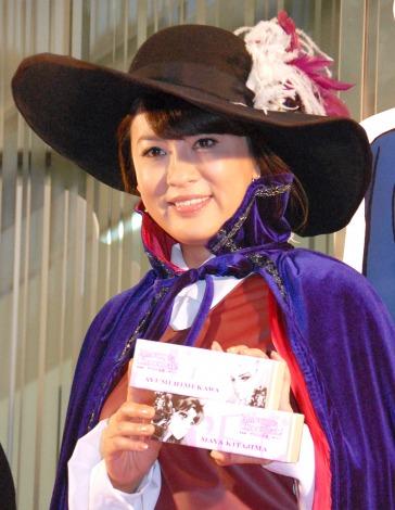 2016年「バレンタイン」イベントのスペシャルトークショーに登場した鈴木砂羽 (C)ORICON NewS inc.