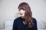 Vineプロモーションの撮影について語ったちぃぽぽ(撮影:勝又義人) (C)oricon ME inc.