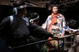1月からNHKで放送されている木曜時代劇『ちかえもん』。謎の渡世人・万吉を熱演する青木崇高(C)NHK