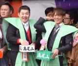 (左から)大江裕、北山たけし (C)ORICON NewS inc.