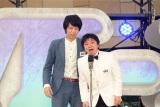 『M-1グランプリ』敗者復活戦に出場したニッポンの社長  (C)ABC