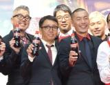 『コカ・コーラ』新グローバルキャンペーンPRイベントに出席したRIP SLYME (C)ORICON NewS inc.