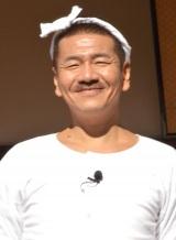 初実写化される『天才バカボン』スペシャルドラマに「バカボンのパパ」役で出演するくりぃむしちゅー・上田晋也 (C)ORICON NewS inc.
