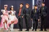 ニンニンジャーがアイドルになって対決!? (C)2016 テレビ朝日・東映AG・東映ビデオ・東映