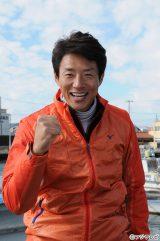 記念すべきこの日の放送は100年以上の歴史を誇る千葉県船橋市・三番瀬の海苔(ノリ)を食す