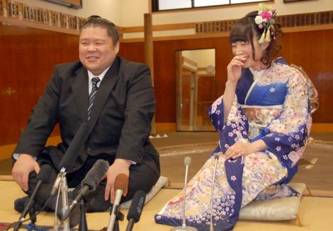 画像・写真 | 小泉エリ、安治川親方と結婚へ 7年交際隠し「やっと堂々 ...