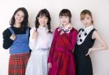 "AKB48の島崎遥香(右端)が選んだ""ぱるる選抜""合格内定者3人が決定(C)AKS"