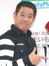 『ファミリーマート商品発表会』に出席したFUJIWARA・原西孝幸 (C)ORICON NewS inc.