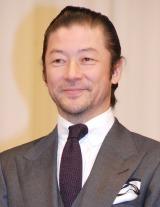 『第58回ブルーリボン賞』授賞式で司会を務めた浅野忠信 (C)ORICON NewS inc.