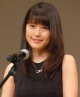『第58回ブルーリボン賞』で主演女優賞を受賞した有村架純 (C)ORICON NewS inc.