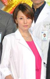 ドラマ『Doctor-X 外科医・大門未知子』制作発表記者会見に出席した米倉涼子 (C)ORICON NewS inc.