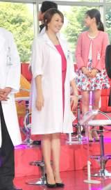 ドラマ『Doctor-X 外科医・大門未知子』制作発表記者会見に出席した主演の米倉涼子 (C)ORICON NewS inc.