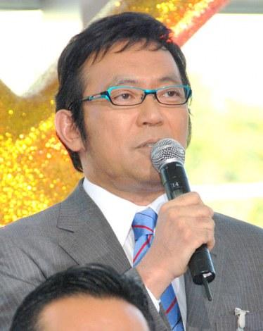 ドラマ『Doctor-X 外科医・大門未知子』制作発表記者会見に出席した渡辺いっけい (C)ORICON NewS inc.
