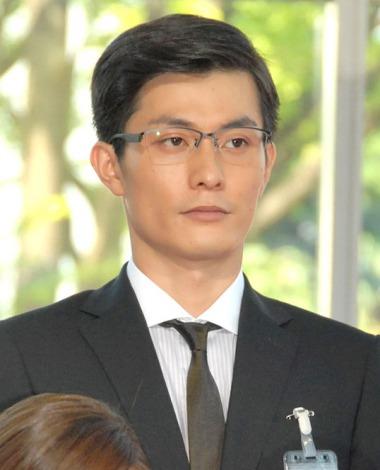 ドラマ『Doctor-X 外科医・大門未知子』制作発表記者会見に出席した庄野崎謙 (C)ORICON NewS inc.