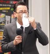 サントリー『−196℃ チューハイガーデン』オープニングイベントに出席した鈴木浩介 (C)ORICON NewS inc.