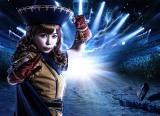 『ドラゴンクエスト』シリーズの人気キャラ・アリーナ役に挑戦する中川翔子