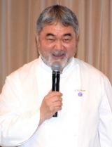「&TOKYO」のブランドアンバサダーに就任した三國清三氏=『&TOKYO』活用事例発表会 (C)ORICON NewS inc.