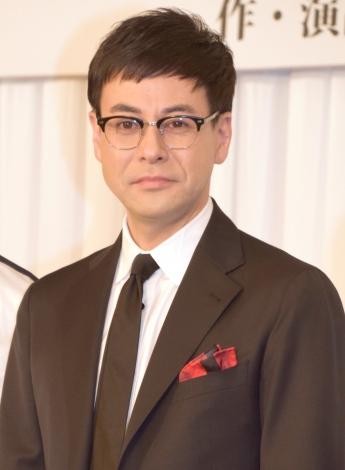 舞台『美幸−アンコンディショナルラブ−』の制作発表会見に出席した鈴木浩介 (C)ORICON NewS inc.