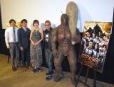 (左から)浜谷健司、神田伸一郎、篠田麻里子、三池崇史監督 (C)ORICON NewS inc.