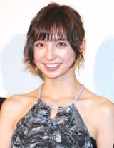 映画『テラフォーマーズ』の完成直前イベントに登壇した篠田麻里子 (C)ORICON NewS inc.