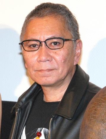 映画『テラフォーマーズ』の完成直前イベントに登壇した三池崇史監督 (C)ORICON NewS inc.