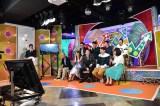 2月13日放送、TBS系『V字復活!有吉カンパニー〜ホントにあった大逆転リアルストーリー〜』スタジオ収録の模様(C)RCC