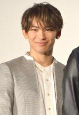 映画『Born in the EXILE〜三代目 J Soul Brothersの奇跡〜』初日舞台あいさつに登壇した三代目 J Soul Brothers・NAOTO (C)ORICON NewS inc.