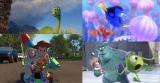 """ディズニー/ピクサー歴代キャラクターたちの""""ビビリ顔""""が公開 (C)2015 Disney/Pixar. All Rights Reserved."""